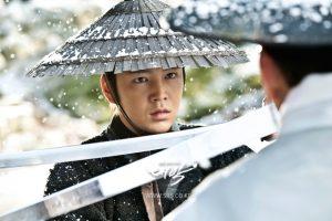 チャン・グンソクが主人公のテギルを演じている(写真/韓国SBS『テバク』公式サイトより)